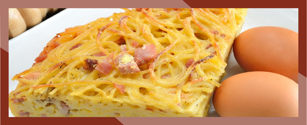 2018.07.18 Frittata di pasta