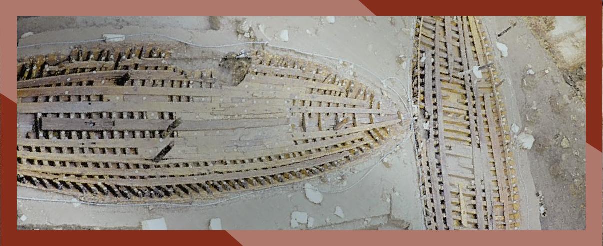 Nuovo relitto dagli scavi della metrò