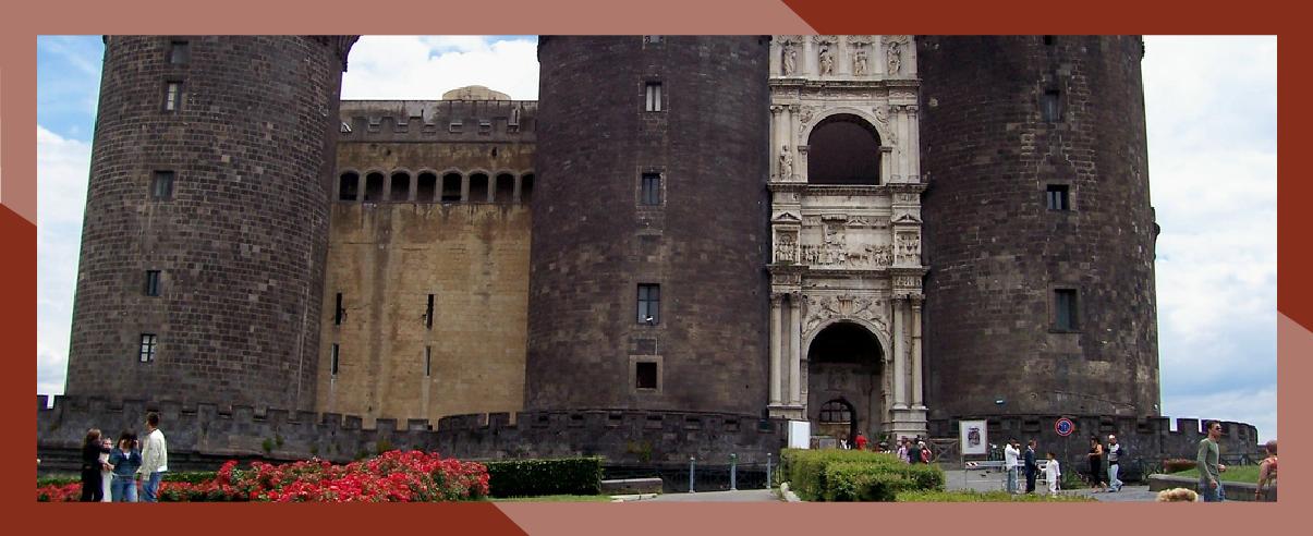 Maschio Angioino...Un'antica fortezza normanna!